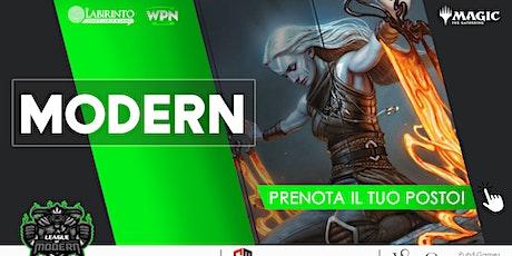 MODERN | Venerdì -  h 21:00 biglietti