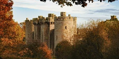 Timed entry to Bodiam Castle (26 Oct -  1 Nov) tickets