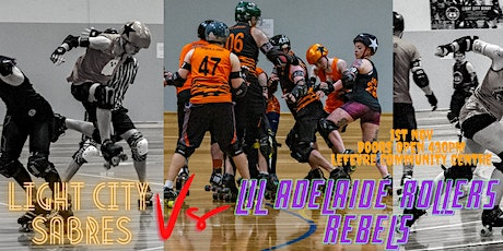 Light City Sabres Vs Lil Adelaide Roller Rebels tickets