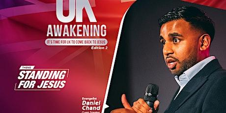 UK Awakening with Evangelist Daniel Chand tickets