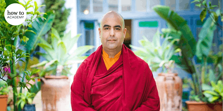 A Buddhist Monk's Guide to Happiness tickets
