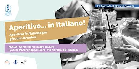 Aperitivo... in italiano! biglietti