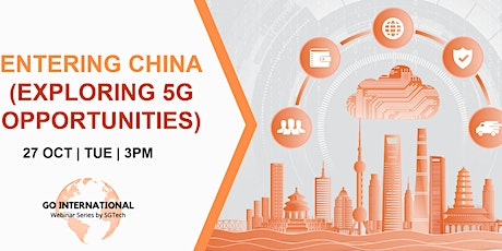 Exploring 5G in China, and Launch of Biz Matching Community tickets