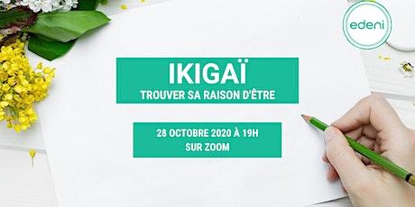 Atelier Ikigaï // Trouver sa raison d'être billets