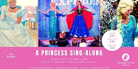 A Princess Sing-Along (2pm) tickets
