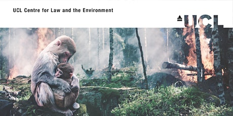 2020 UCL Centre for Law and the Environment Annual Lecture tickets