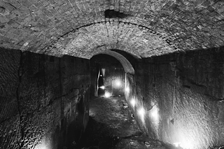 The Williamson Tunnels,Liverpool Ghost Hunt  with Haunting Nights image