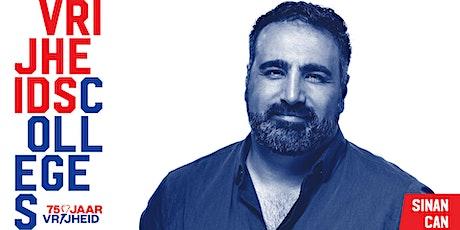 Vrijheidscollege Breda: Sinan Can tickets