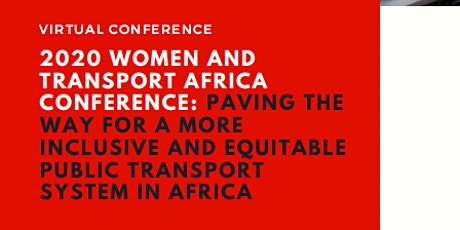 2020 Women and Transport Africa Conference tickets