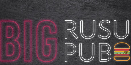 Big RUSU Pub - Friday Night tickets