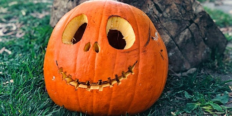 Skapa en halloweenpumpa: workshop tickets