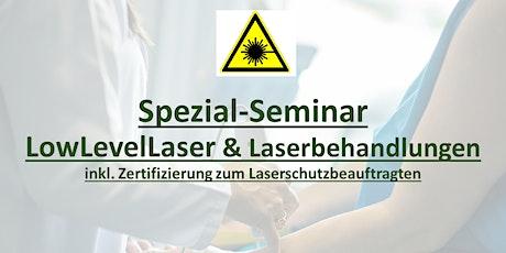 LowLevelLaser-Anwendung & Laserbehandlungen
