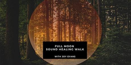 Full Moon Sound Healing Walk in Mount Shasta tickets