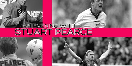 An evening with Stuart Pearce CROWNE PLAZA NOTTINGHAM tickets