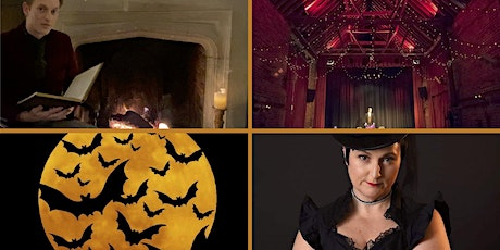 Halloween Magic Show and Ghost Walk tickets