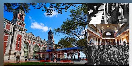 Ellis Island: The Gateway to Freedom Interactive Webinar tickets