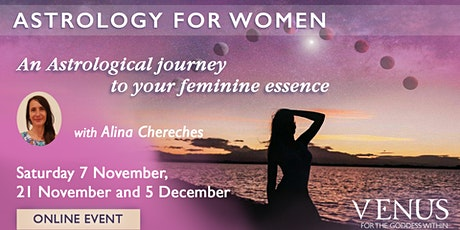 Astrology for Women tickets
