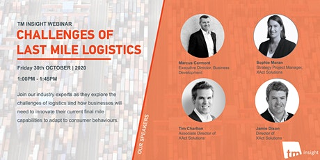 TM Insight: Challenges of last mile logistics tickets