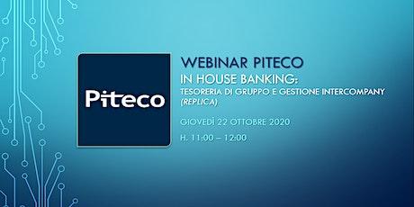 Webinar   In House Banking: Tesoreria di Gruppo e Gestione Intercompany (R) biglietti
