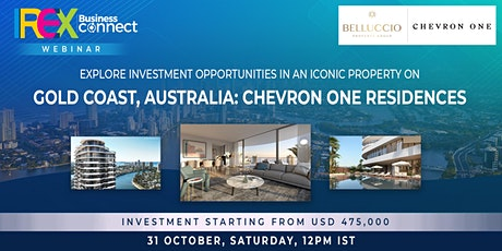 IREX Business Connect Webinar on Real Estate Investment in Australia tickets