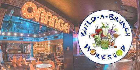 Build a Brunch Workshop Saturday 28th November 2020 12pm-2pm tickets