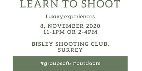 Learn to Clay Shoot tickets