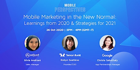 Mobile Marketing in the New Normal (in Bahasa Indonesia) tickets