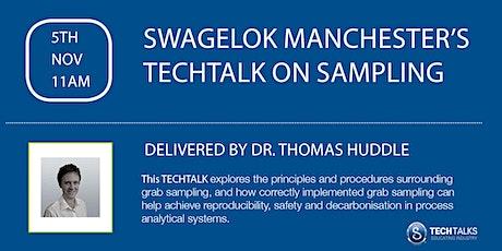 Swagelok: Sampling TechTalk tickets