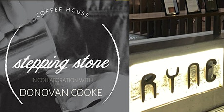 Ryne by Donovan Cooke @ Stepping Stone tickets