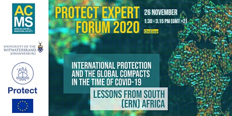 International protection: lessons and challenges from South(ern) Africa tickets