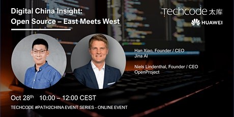 Digital China Insight: Open Source - East Meets West tickets