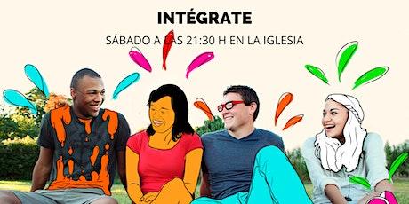 Reunión CCM - Intégrate +30 entradas