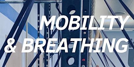 Breathing seminar / Séminaire respiration billets
