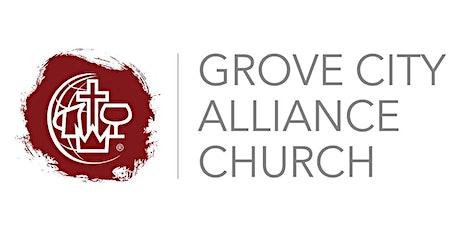 GCAC Sunday Morning Services - Sunday, October 25th tickets
