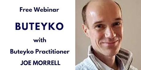 Free Webinar Classical Buteyko Method Wednesdays 19:00 London time tickets