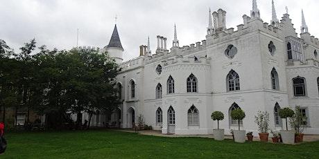 A Syon Ház szellemeitől a Gótikus avagy rémregény szülő helyéig tickets
