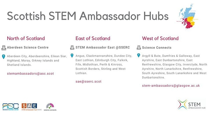 STEM Ambassador/Teacher PHYSICS Networking Event 4th March 2021 image