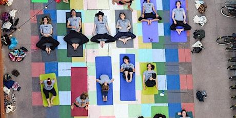 Monday Yoga biglietti