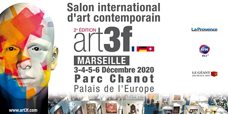 art3f MARSEILLE 2020 billets