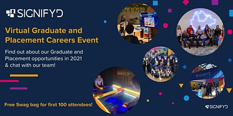 Signifyd Graduate and Placement Careers Event tickets