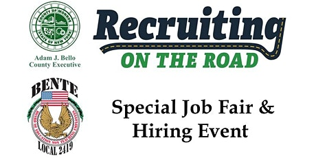 BENTE Local 2419 Job Fair & Hiring Event - Recruiting on the Road tickets