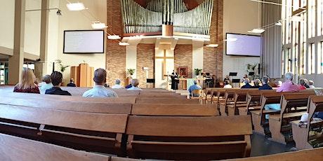 Kerkdienst 1 november 2020; afsluiting Bijbels scholenproject.