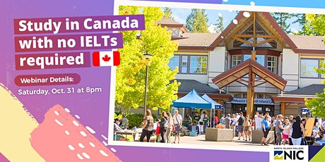 Study in North Island College Canada with No IELTS Required tickets