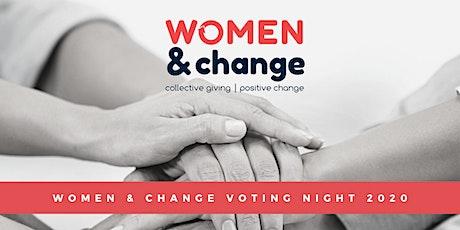 Voting Night 2020 tickets