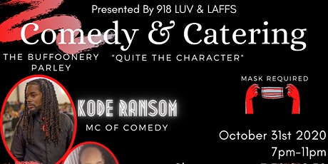 Comedy & Catering tickets
