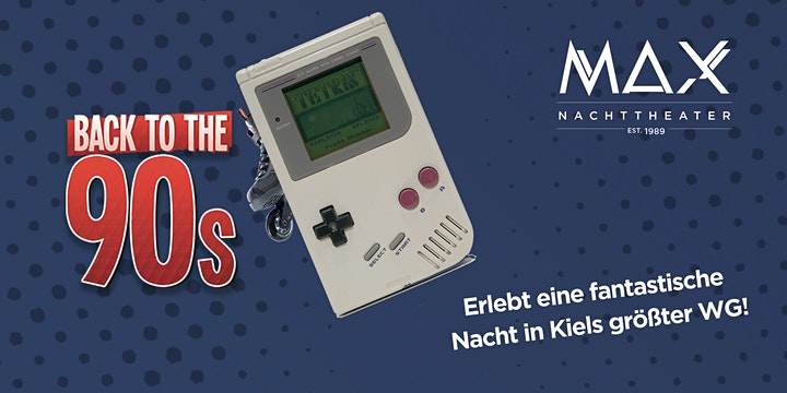 Back To The 90s: Bild