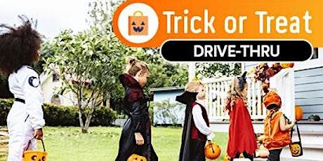 Cherry Point: Drive Thru Trick or Treat tickets