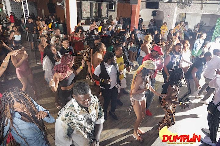 DUMPLIN' CARIBBEAN BRUNCH + DAY PARTY image