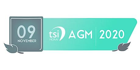 tsiMORAY AGM 2020 tickets