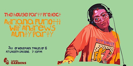 The House Party Project:  Hip Hop & Disco tickets